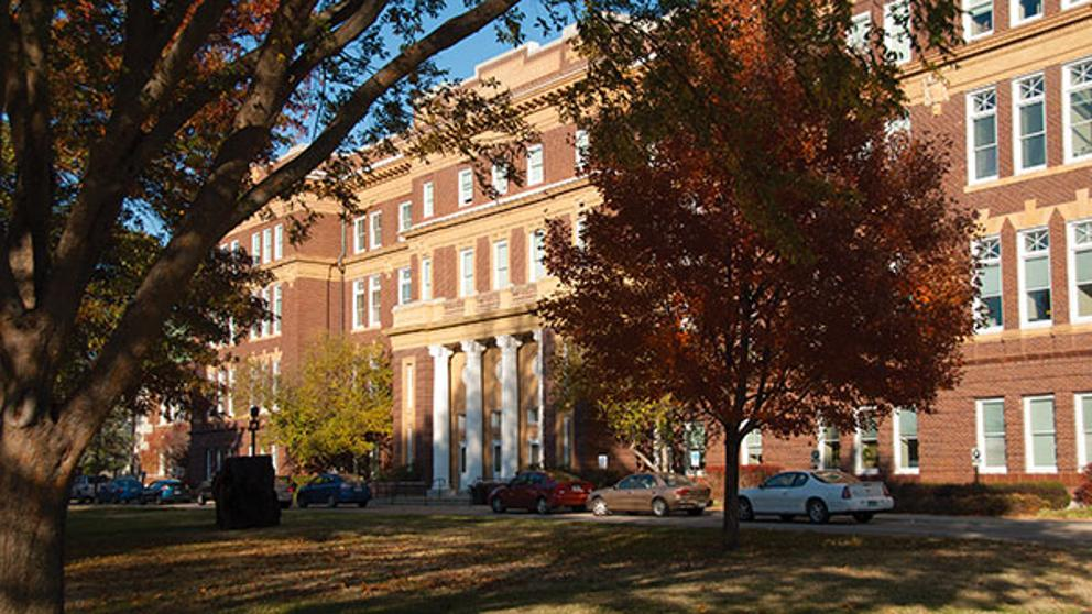 russ hall fall